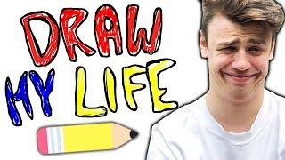 DRAW MY LIFE - Papaplatte