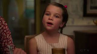 Georgie Passes The Test || Young Sheldon