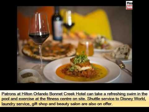 Hotel Info And Pics Of Hilton Orlando Bonnet Creek | Hotel Guide