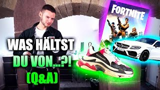 """Was hältst du von..."" (Fortnite, MrsBella, C63) 
