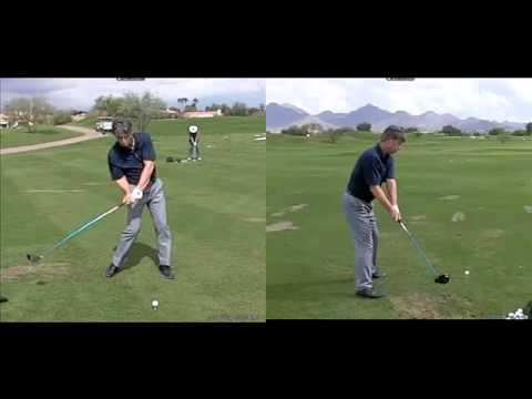 Brandel Chamblee's Driver Swing FO and DTL
