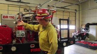 Wildland Firefighting Equipment