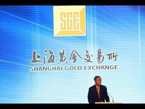 WW3? China New Oil Benchmark Backed by Gold