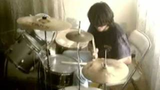 Slayer - Raining Blood on drums
