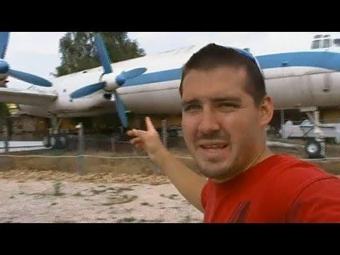Az abdai IL-18-as repülőgép - Szellemvárosok vlog 14. rész