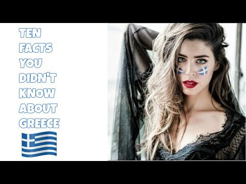 Ten facts you didn't know about Greece