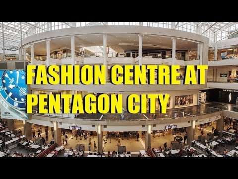 Fashion Centre at Pentagon City (English & Spanish)