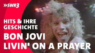 Die Wahrheit über: Bon Jovi - Livin' On A Prayer | Größte Hits und ihre Geschichte | SWR3