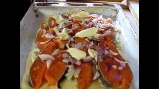 Кулинария  Пирог с рыбой