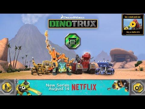 Dinotrux (DreamWorks Animation S.K.G.) - Best App For Kids
