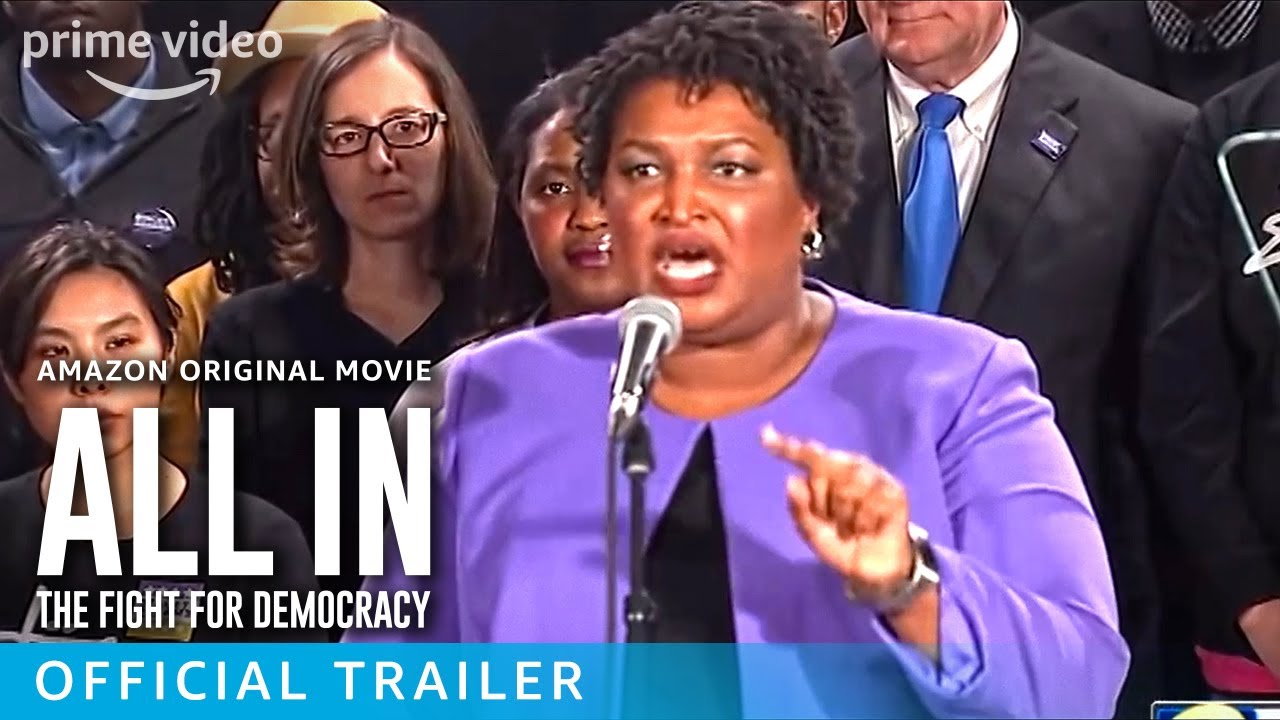 ALL IN: The Fight For Democracy – Official Trailer | Prime Video