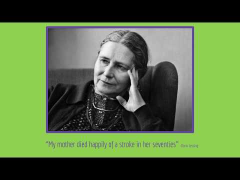 The life Of Doris Lessing 1