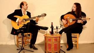Flamenco Duo, Bulerías