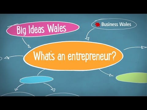 Welsh Government - Business Wales - Big Ideas Wales