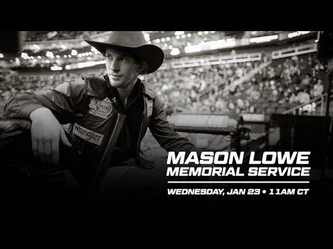 Mason Lowe's Memorial Service