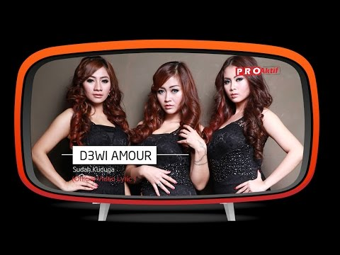 Dewi Amour - Sudah Kuduga (Official Lyric Video)