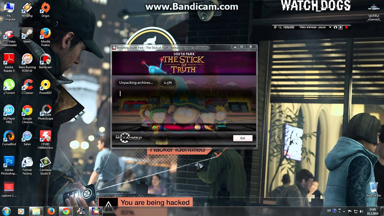 How to install South Park The Stick of Truth Repack R.G ...