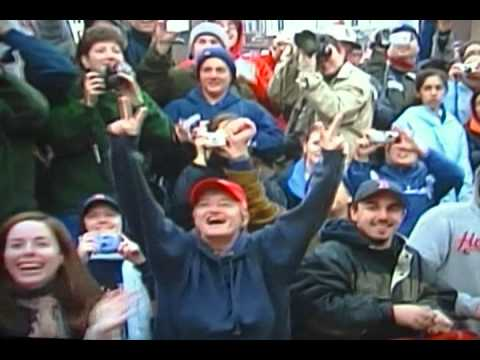 2004 Boston Red Sox Parade Highlights!