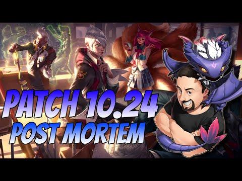 Patch 10.24 Post Mortem | TFT Fates | Teamfight Tactics