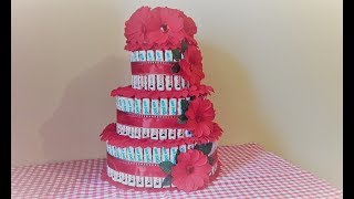 Торт из конфет своими руками ✔ Marine DIY Guloyan✔