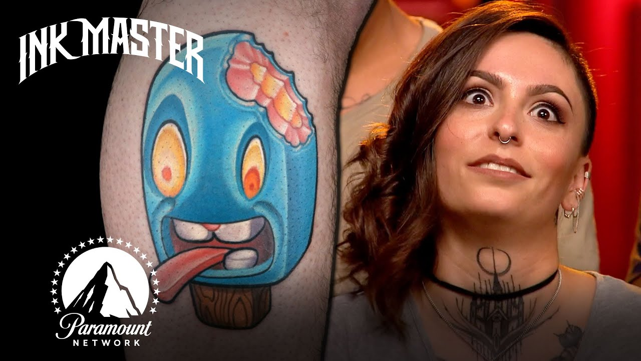 Download Most Intense Tattoo Marathon Sessions on Ink Master 😅 Part 1