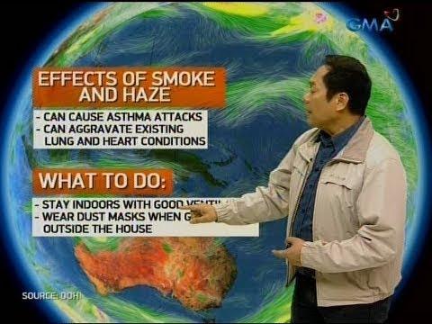 UB: Weather update