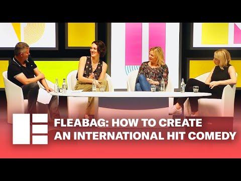 Phoebe WallerBridge on Fleabag's Success  EITF 2017