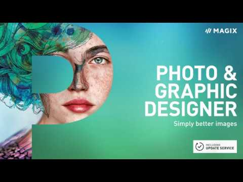 MAGIX Photo & Graphic Designer (INT) – Simply better images