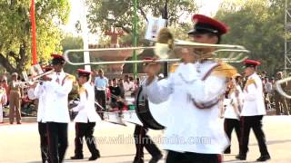 Musical performance by Singapore Arm Force Band on IAF