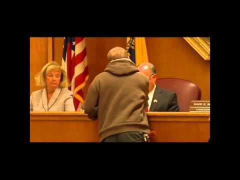 Hackensack City Council Meeting, December 17, 2013
