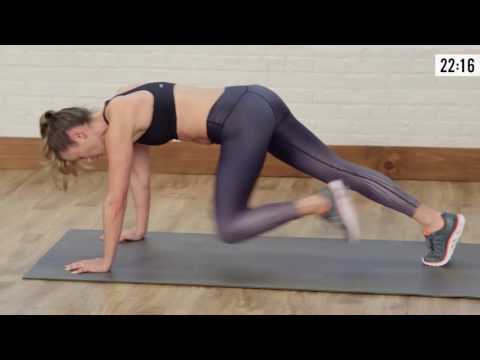 30-Minute Butt and Abs Pilates Bikini Workout | POPSUGAR Fitness