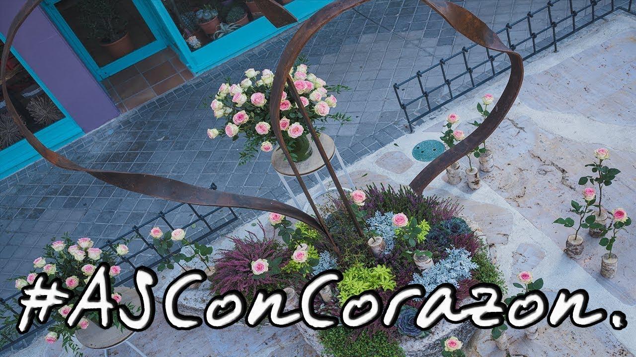 El jardín de Alejandro. | ASConCorazon