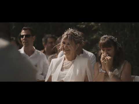 CEREMONIE LAIQUE MARIAGE GAY OCEAN OLIVIER & ARNAUD