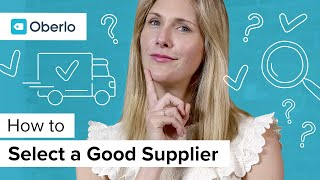 Shopify & Oberlo: How to Find a Good Dropshipping Supplier
