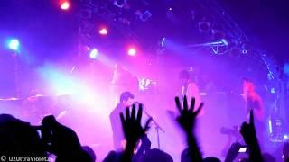 Manic Street Preachers - Intro / Found That Soul, Hamburg 2011 Markthalle