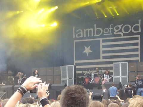 Lamb Of God - The Passing + In Your World (27.06.2009@Graspop - Dessel) mp3