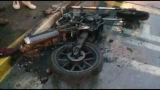 Destrozan Alcaldía de Valera