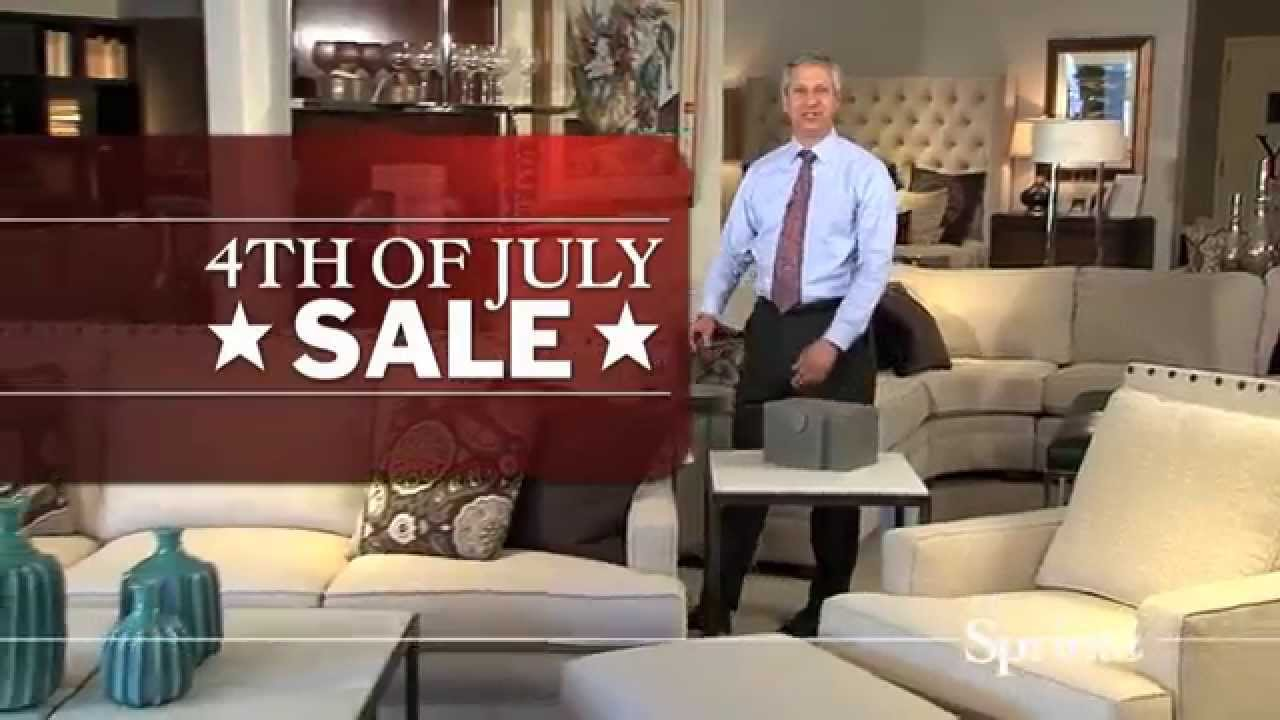Sprintz Furniture 6th of July 2016 Campaign