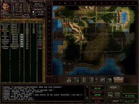 Let's Play Jagged Alliance 2 1.13, Part 057 - H4 - Staging area