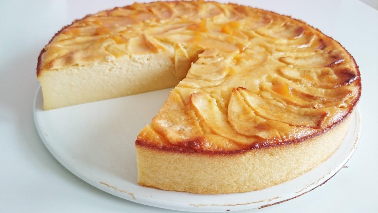Tarta de manzana f cil postres mil youtube - Pure de castanas y manzana ...
