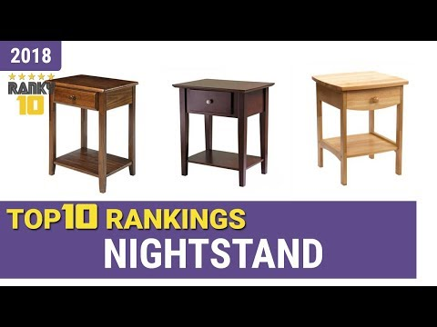 best-nightstand-top-10-rankings,-review-2018-&-buying-guide