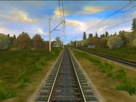 Города - поезда (Твоя железная дорога 2009)