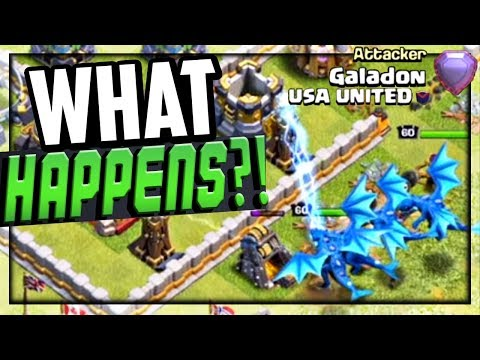 Clash of Clans WORLD RECORD BASE - Attacked LIVE - WHO WINS?