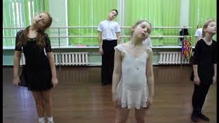"""Урок.Студия бального танца""""Шанс""""."""