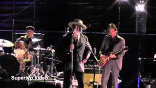 Bob Dylan in Austria - Long And Wasted Years
