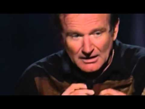 Robin Williams Live 2002 in NYC   Part 10
