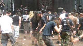 Viral Load - Godly Beings (Obituary Cover) - live @ Obscene Extreme 2010