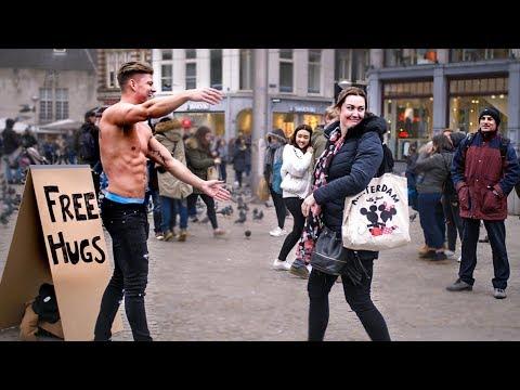 Hard N*pples In Amsterdam