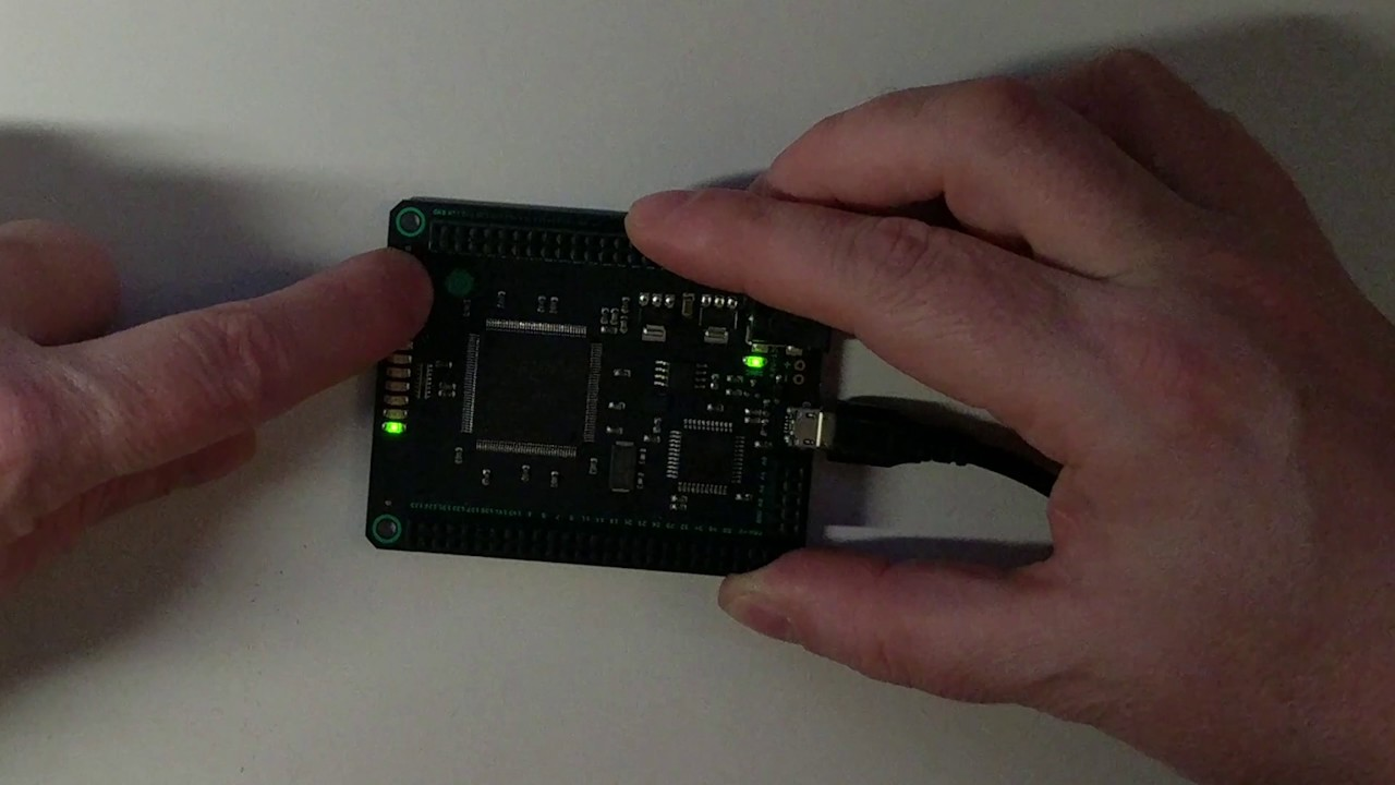 First fpga project