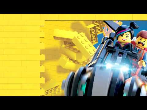 Everything Is Awesome - Lyric Video - Lego Movie-Tegan and Sara feat. The Lonely Island